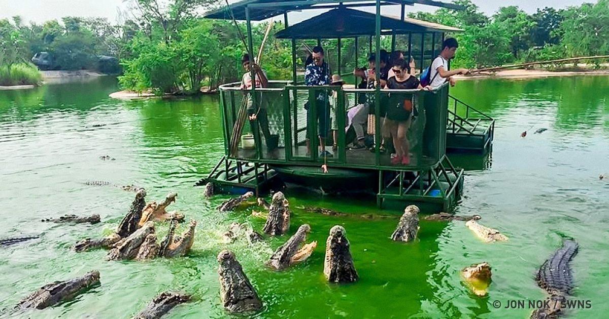11 από τους πιο επικίνδυνους τουριστικούς προορισμούς στον κόσμο