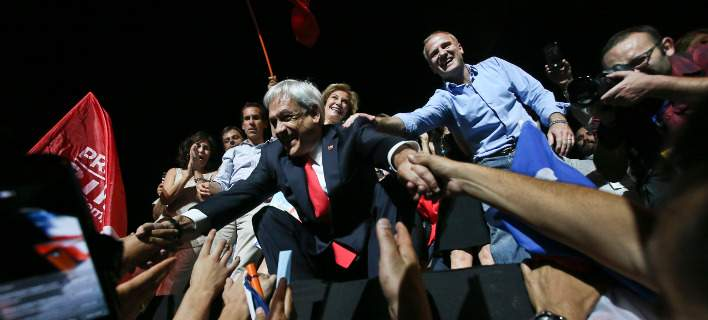 Σεμπαστιάν Πινιέρα: Ενας δισεκατομμυριούχος στο τιμόνι της Χιλής. Ποιος είναι ο νέος πρόεδρος