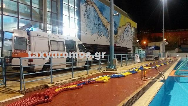 Σε κρίσιμη κατάσταση ο 52χρονος κολυμβητής που κατέρρευσε