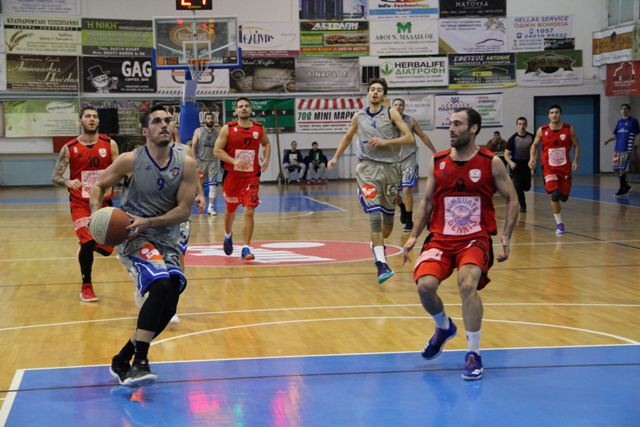 Φοβερή Νίκη Βόλου υπέταξε τον Φαίακα Κέρκυρας με 79-67