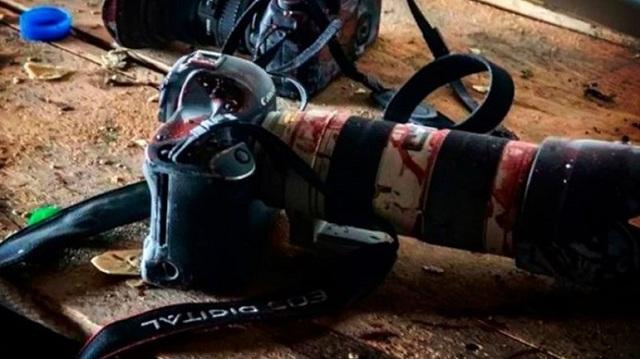 RSF: Συνολικά 65 δημοσιογράφοι σκοτώθηκαν το 2017