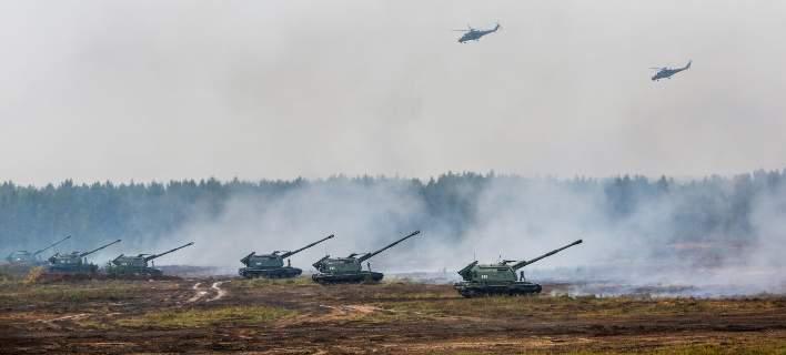 Η Ρωσία έκανε πρόβα πολέμου κατά του ΝΑΤΟ στην Ευρώπη [εικόνες]