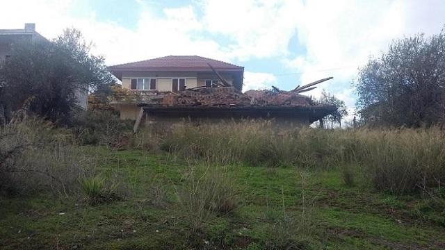 Κατεδάφισαν λάθος σπίτι στο Αγρίνιο!