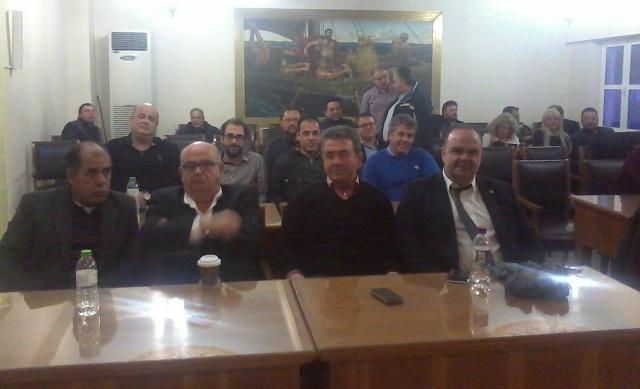 Η νέα Διοικητική Επιτροπή του Επιμελητηρίου Μαγνησίας