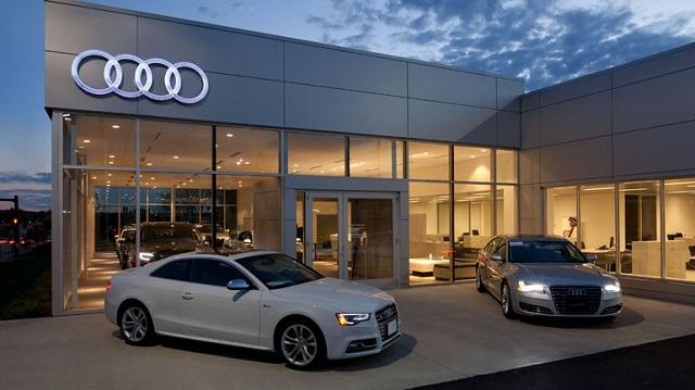 H Audi ανακαλεί 875.000 αυτοκίνητα στην Ευρώπη