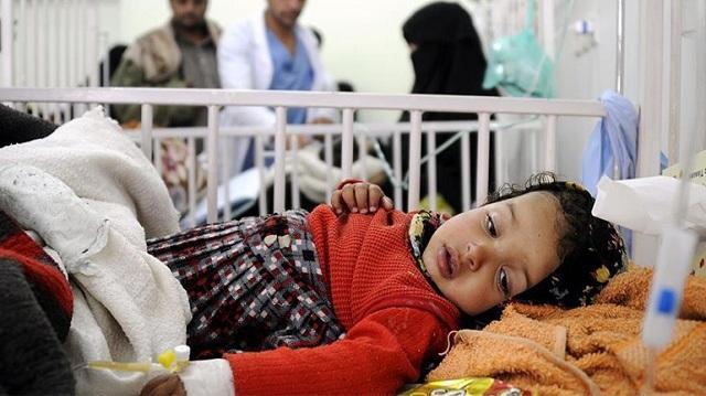 Υεμένη: Ο αριθμός των ύποπτων κρουσμάτων χολέρας έφτασε το ένα εκατομμύριο