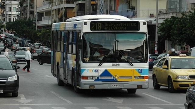 Θύμα άγριου ξυλοδαρμού οδηγός λεωφορείου