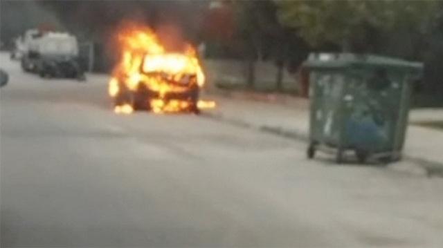 Αυτοπυρπολήθηκε ο οδηγός που κάηκε ζωντανός μέσα στο αυτοκίνητό του