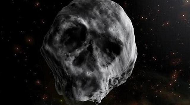 Ο αστεροειδής... «νεκροκεφαλή» επιστρέφει και περνά «ξυστά» απο τη Γη