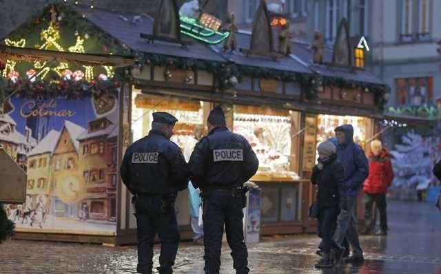 Γαλλία: Χριστούγεννα με… αστυνομικό σε κάθε βήμα –Σχεδόν 100.000 σε επιφυλακή