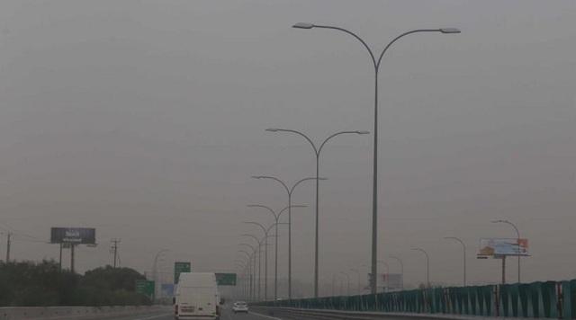 «Κόκκινος» συναγερμός λόγω σκόνης στην ατμόσφαιρα στην Κύπρο