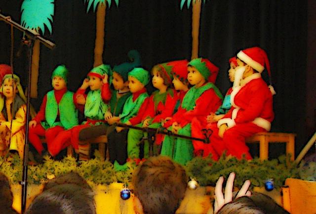 Πρωταγωνιστές τα παιδιά στη σημερινή γιορτή στον Αγιο Νικόλαο