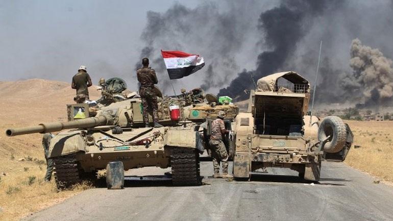 Επίθεση ιρακινών δυνάμεων κατά ISIS