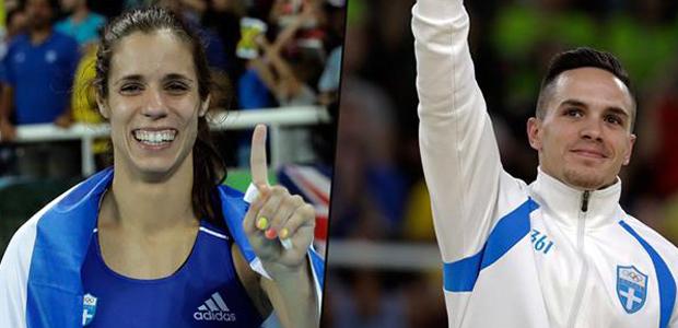 Αθλητές της χρονιάς  Πετρούνιας -Στεφανίδη