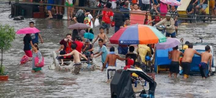 Το Βιετνάμ γλίτωσε από τον τυφώνα Τεμπίν