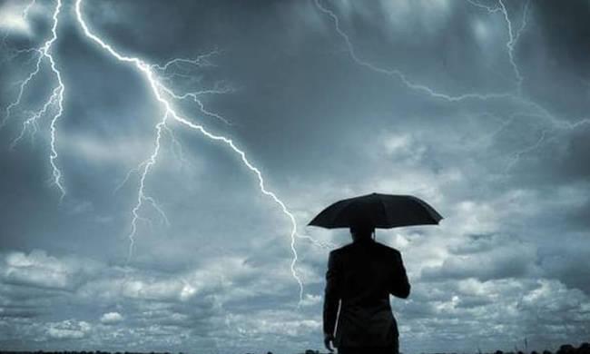 Eκτακτο δελτίο επιδείνωσης καιρού: Ερχονται καταιγίδες και χιόνια στις περισσότερες περιοχές της χώρας