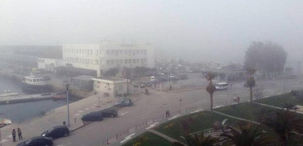 Χριστούγεννα με αιθαλομίχλη πέρασε ο Βόλος