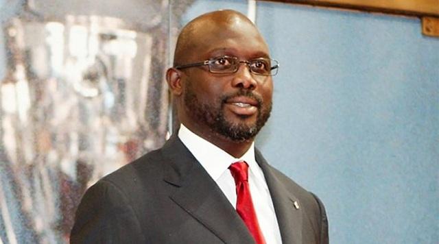 Νέος πρόεδρος της Λιβερίας ο άλλοτε άσος της Μίλαν, Ζορζ Γουεά