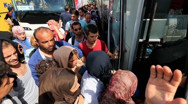 Κροατία: Ιρακινός ταξίδεψε 400 χλμ κρεμασμένος... κάτω από ένα λεωφορείο!