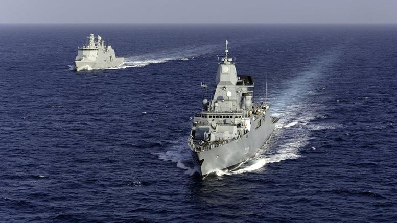 Νέα τουρκική πρόκληση στο Αιγαίο κατά γερμανικού πλοίου