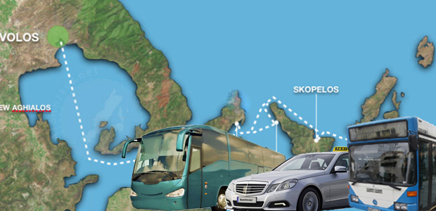 Ο πρωτοχρονιάτικος χάρτης των συγκοινωνιών στη Μαγνησία