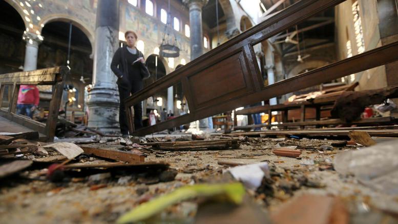 Ο ISIS ανέλαβε την ευθύνη για το μακελειό στο Κάιρο