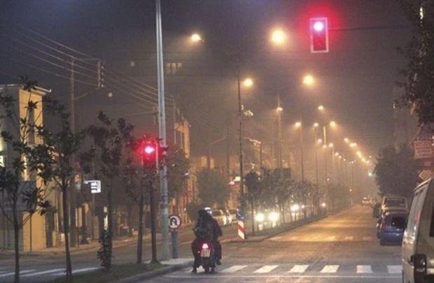 «Οικονομική κρίση και ρύπανση ατμόσφαιρας πάνε μαζί»