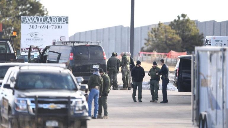 Νεκρός ένας αστυνομικός και ο ένοπλος δράστης στο Ντένβερ των ΗΠΑ