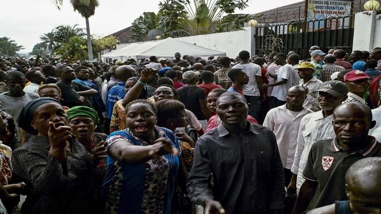 Διαδηλώσεις με νεκρούς στο Κονγκό