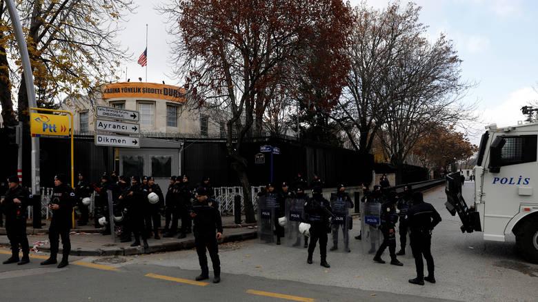 Τουρκία: Συλλήψεις υπόπτων που φέρεται να σχεδίαζαν Πρωτοχρονιάτικη επίθεση