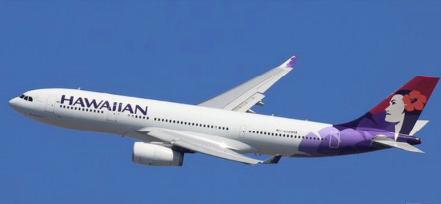 Αεροπλάνο απογειώθηκε το 2018 για να προσγειωθεί στο 2017