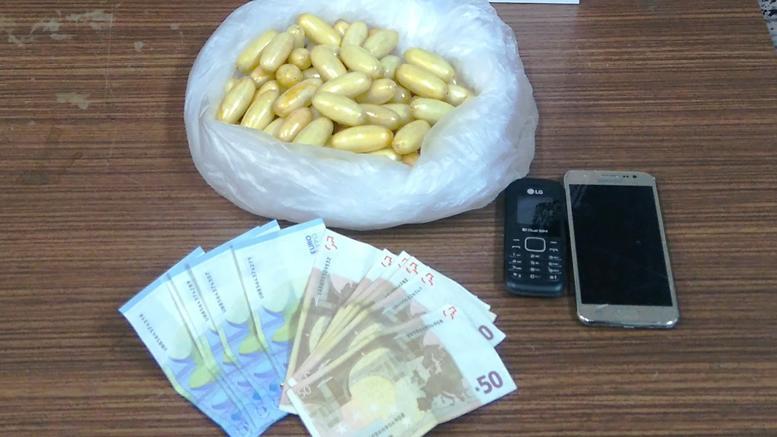 Συνελήφθη με ένα κιλό κοκαΐνη στο αεροδρόμιο «Ελ. Βενιζέλος»