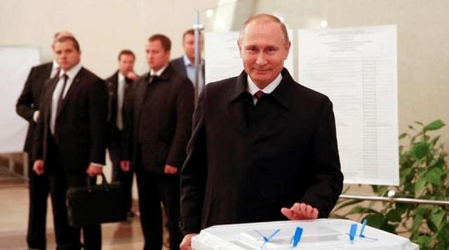 Ρωσία: Έφτασαν τους οι 43 υποψήφιοι για τις προεδρικές εκλογές