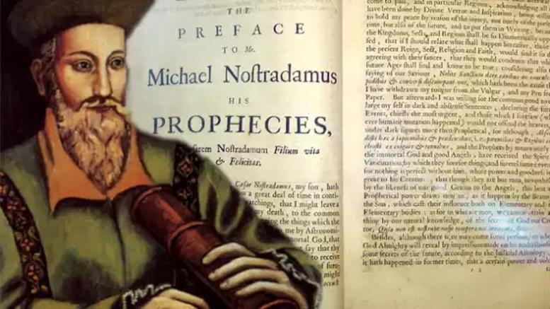 Οι 5 προφητείες του Νοστράδαμου για το 2018