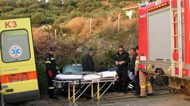 Ασυνείδητος οδηγός εγκατέλειψε 19χρονο τραυματία μετά από τροχαίο στη Λέσβο