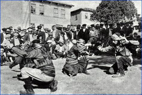 Αφιέρωμα στους παραδοσιακούς χορούς της Μικράς Ασίας