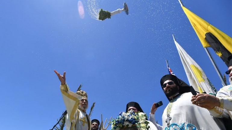 Θεοφάνια με καύσωνα στο Σίδνεϊ