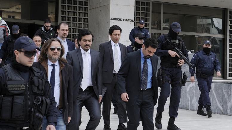 Αναστολή του ασύλου στον τούρκο στρατιωτικό από το Εφετείο