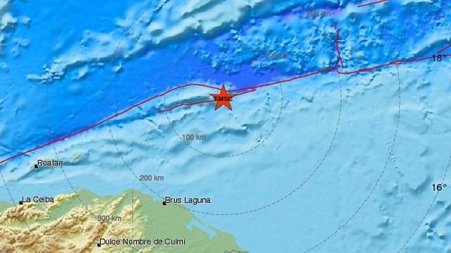 Σεισμός 7,6R στην Καραϊβική Θάλασσα. Eκδόθηκε προειδοποίηση για τσουνάμι