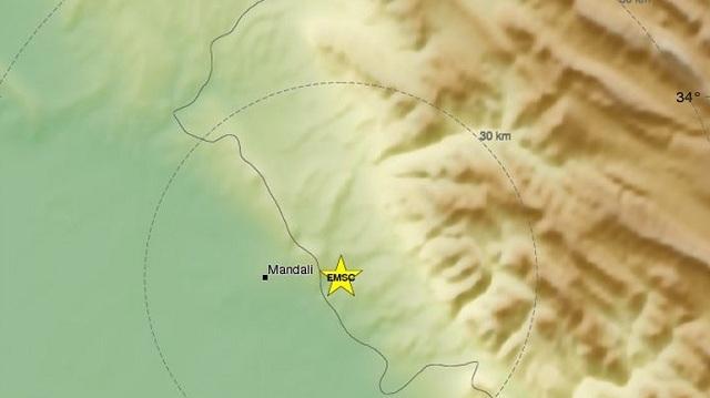 Σεισμός 5,5R στα σύνορα Ιράν-Ιράκ