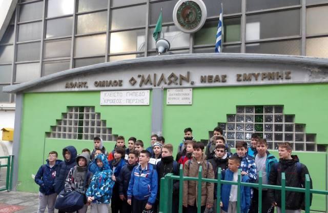 Ταξίδι... στην EUROLEAGUE για τη Νίκη Βόλου