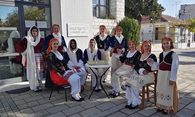 Ετήσιος χορός του Πολιτιστικού και Αθλητικού Συλλόγου Αγ. Γεωργίου Βόλου