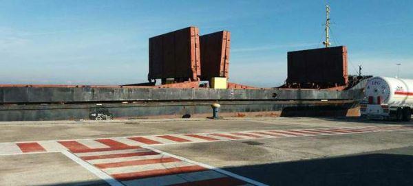 Το οκταμελές πλήρωμα του πλοίου «Adromeda» οδηγήθηκε στην Εισαγγελία Πειραιά