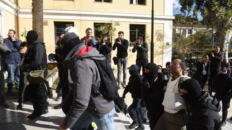 Για «τρομοκρατική οργάνωση» κατηγορούνται οι 9 Τούρκοι στις Οινούσσες