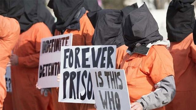 ΗΠΑ: Έντεκα κρατούμενοι στο Γκουαντάναμο προσέφυγαν εναντίον του προέδρου Τραμπ
