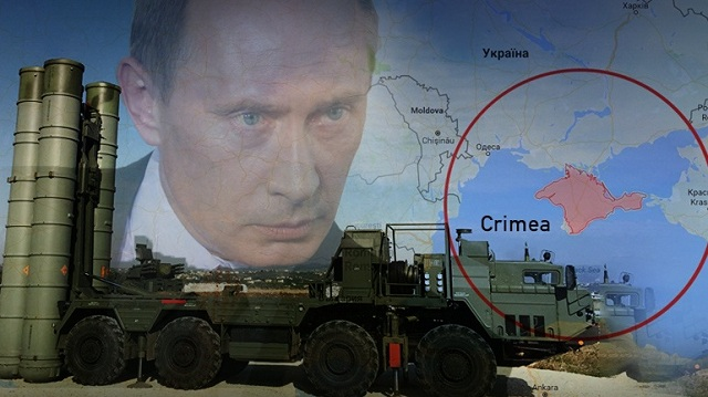 «Αστακός» η Κριμαία