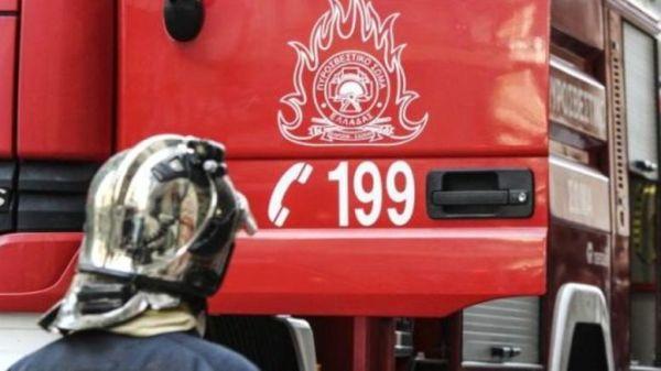 Γυναίκα κάηκε μέσα στην αποθήκη του σπιτιού της στο Πλωμάρι