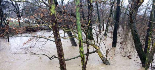 Εκκενώθηκε οικισμός στο νομό Καρδίτσας λόγω της κακοκαιρίας
