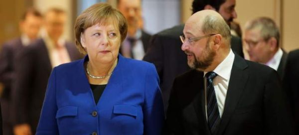 Δημοσκόπηση: Οι μισοί Γερμανοί αντιδρούν στην προοπτική νέου μεγάλου συνασπισμού