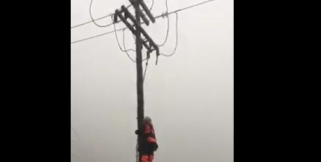 Διαρκείς διακοπές ρεύματος σε περιοχές της Μαγνησίας (βίντεο)